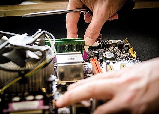 IT-Buschmann Motherboard